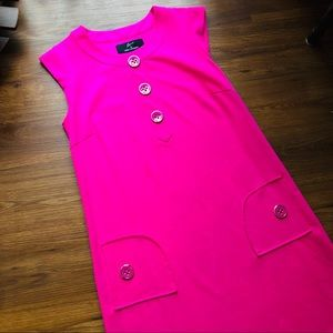 Nina Leonard Dress Pink {Bought for Judy Jetson}